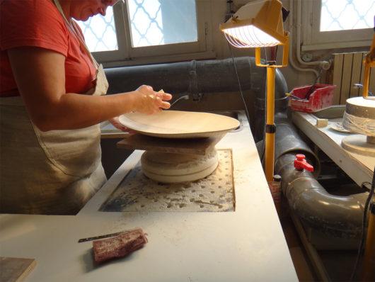 リモージュ 陶器工房