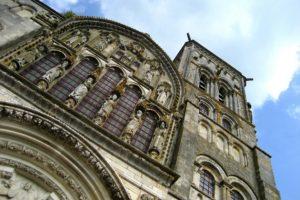 ヴェズレーのサント マドレーヌ大聖堂