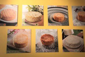 ゴーグリーのチーズ