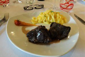 牛肉の赤ワイン煮込(Boeuf Bourguignon )