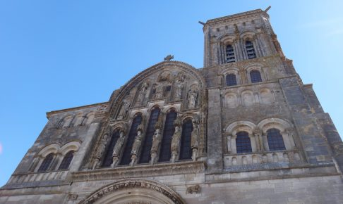 vezelay-ヴェズレー-サントマドレーヌ大聖堂