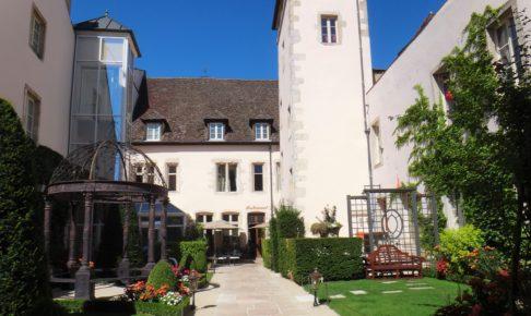 bernard-loiseauボーヌのベルナール・ロワゾーのレストラン